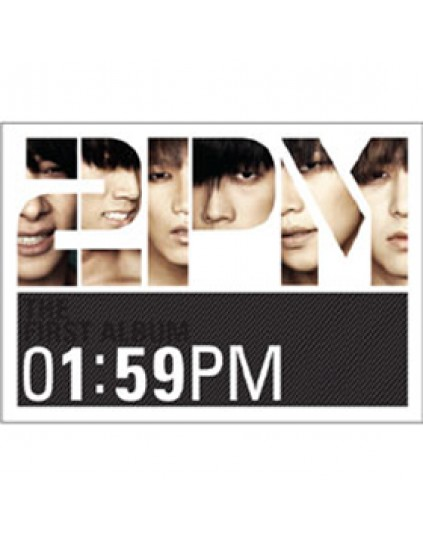 2PM - Vol.1 [01:59PM] CD