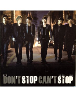 2PM - Single Album Vol.3 [Don`t Stop Can`t Stop] CD