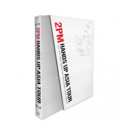2PM - Hands Up Asia Tour Photobook +2DVD