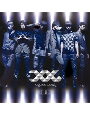 Cross Gene - Japanese Single [Shooting Star] (Limited A) [CD+DVD]