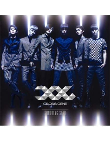 Cross Gene - Japanese Single [Shooting Star] (Limited B) [CD+DVD]