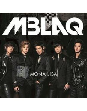 MBLAQ Mona Lisa -Japan - [Regular Edition]