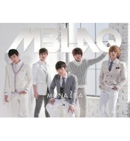MBLAQ- Mona Lisa -Japan-  (White) [Limited Edition / Type B]