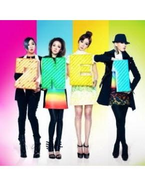2NE1- Scream - Edição Limitada B CD+DVD