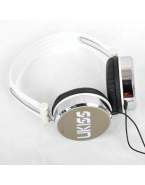 Headphone U-KISS cinza