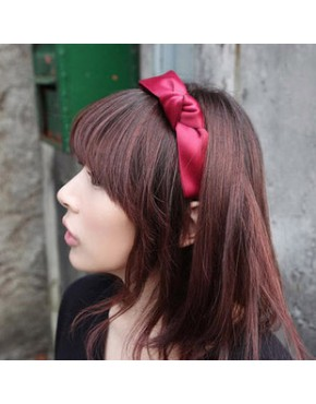 Tiara de Laço (K-pop -style)