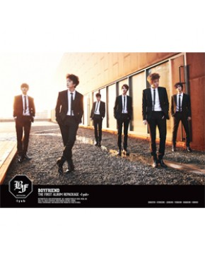 Boyfriend - Vol.1 Repackage [I yah] CD