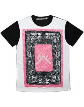 Camiseta Skull EXO MBLAQ
